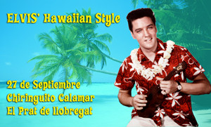 Club Elvis Hawaiian Party