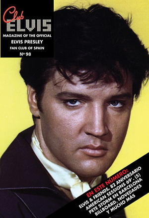 Magazine Club Elvis Nº 98