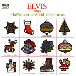 image cover FTD Elvis Sings The Wonderful World Of Christmas