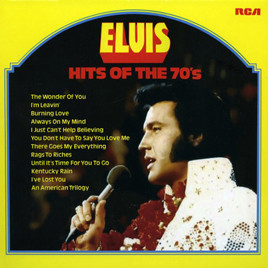 image cover FTD Elvis: Hits Of The 70s