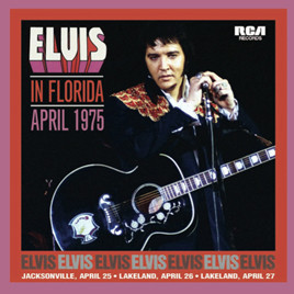 image cover FTD Elvis In Florida April 1975