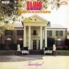 image cover FTD Elvis Recorded Live on Stage in Memphis
