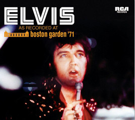 image cover FTD Elvis As Recorded At Boston Garden'71