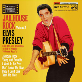 image cover FTD Jailhouse Rock Vol.2