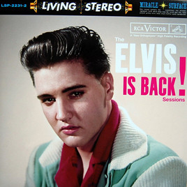image cover FTD The Elvis Is Back Sessions